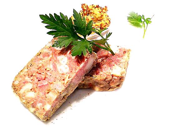 奈良ブランド豚ヤマトポークのパテドカンパーニュ